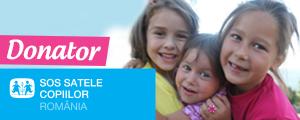 SOS Satele Copiilor Romania – O familie iubitoare pentru fiecare copil