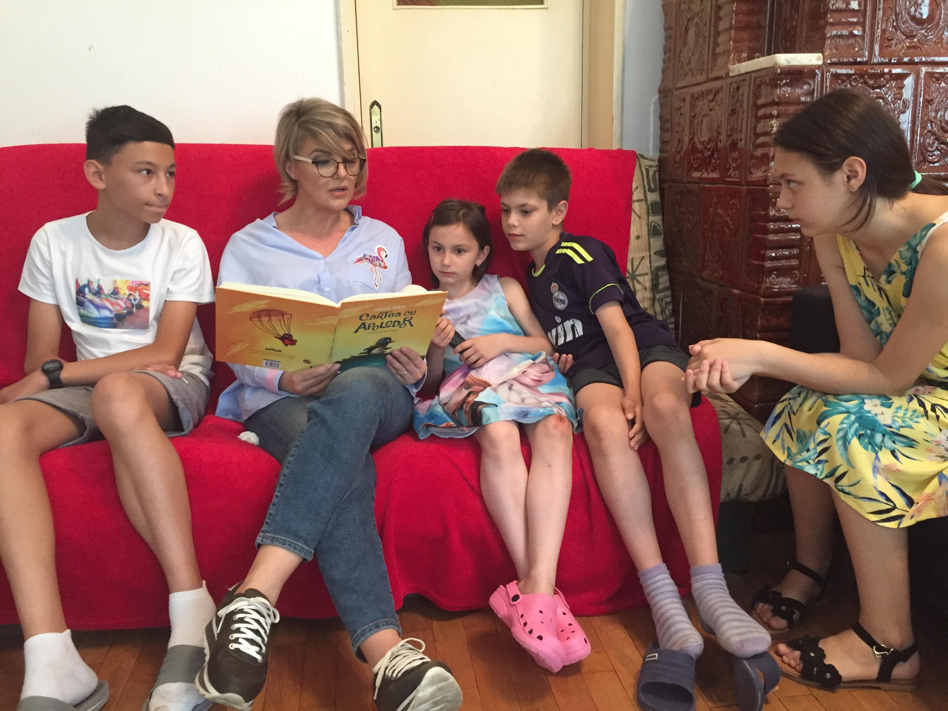 Vizita SOS Satele Copiilor 2