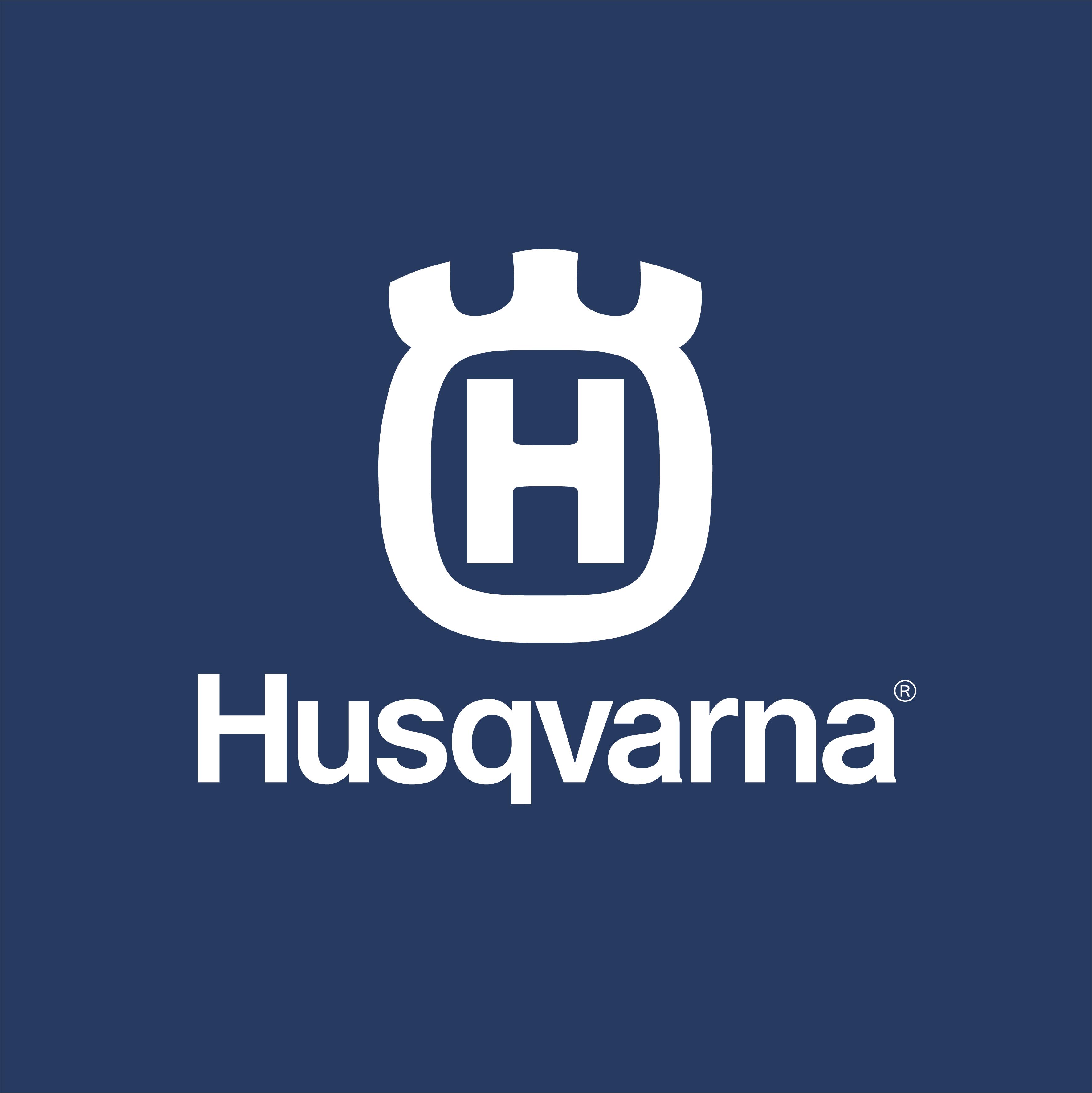 H880-0400 - Logo Husqvarna RGB
